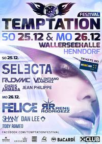 Temptation Festival 2016