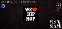 WE  LOVE HIP HOP  vol. 7