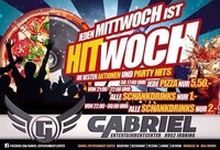 MITTWOCH ist HITWOCH @Gabriel Entertainment Center