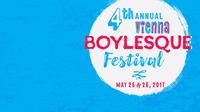 Jacques Patriaque präsentiert 4. Vienna Boylesque Festival Hereinspaziert: Prater for Everyone