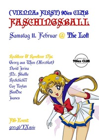 90ies Club: FASCHINGSBALL!@The Loft