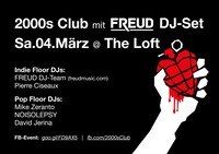 2000s Club mit FREUD DJ-Set!