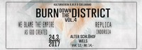 BURN DOWN the District Vol. 4