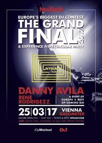 NYDJAY by NEW YORKER - Europa's größter DJ Contest