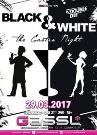 Black & White - The Gastro Night