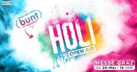 HOLI Festival der Farben GRAZ 2017