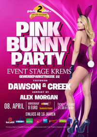 DIE PINK BUNNY PARTY@Event Stage Krems