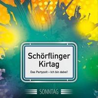 Schörflinger Kirtag 2017 jaxx! Partyzelt