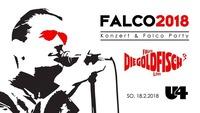 Falco - Goldfisch' Konzert & Party