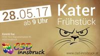 CSD Innsbruck 2017 - Katerfrühstück & Chill Out