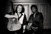 Hans Theessink & Terry Evans | A TRANSATLANTIC BLUES SUMMIT