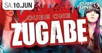 Cube One - Zugabe - einmal gehts noch!