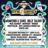FM4 Frequency Festival 2017 - Anreise