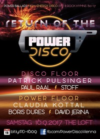 Return of the ß POWER DISCO
