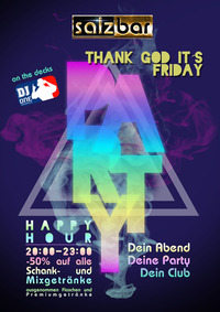 Thank God Its Friday /DJ One