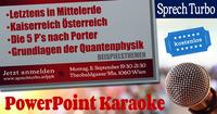 PowerPoint Karaoke Wien