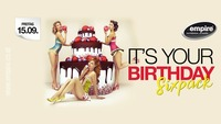 It's your Birthday Sixpack