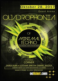 Quadrophonia of Minimal Techno