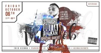 Straight Outta Balkan x Vuk Mob Live x 08/09/17@Scotch Club
