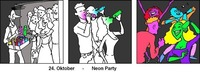 Tuesday4Club - Neon Party
