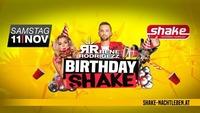 Birthday shake mit Rene Rodrigezz