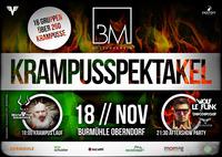 1. Krampusspektakel & Aftershow-Party