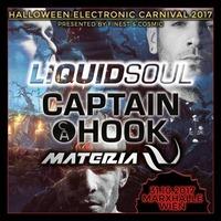 Halloween Electronic Carnival | Liquid SOUL & Captain HOOK