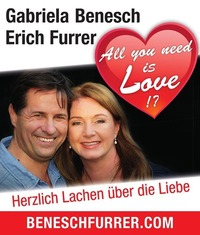 Gabriela Benesch & Erich Furrer - All you need is Love@Komma