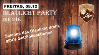 Blaulicht- party die 2te