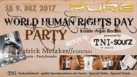 PURE World Human Rights Day by TNI