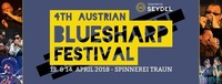 4th Austrian Bluesharp Festival 2018@Spinnerei