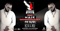 Adriatik on tour - MAJK Live Fr. 12.01 - The Club (Linz/Wels)