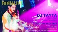 DJ TAYTA Europa Tour//Tropical-beats//Global Latin