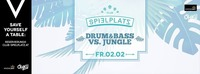 Drum&Bass vs. Jungle //Winter Edition