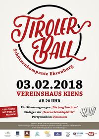 Tiroler Ball in Kiens
