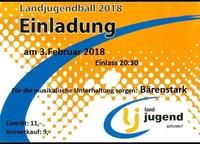 Landjugendball 2018