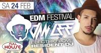 EDM Club Festival by Dan Lee