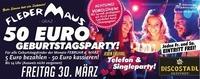 Telefon & Single PARTY + 50 Euro Geburtstagsparty