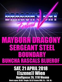 Dragon's Cry Festival V