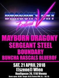 Dragon's Cry Festival V