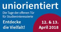 Entdecke die Vielfalt! – die Tage der offenen Tür an der Universität Wien@Campus der Uni Wien