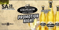 Strongbow Promotion Night