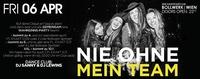 Nie ohne mein Team | 06.04.2017 | Bollwerk Wien