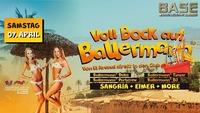 Voll Bock auf Ballermann - Von El Arenal ins Base-Liezen