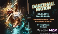 Dancehall Nation-Part II@Nox Bar