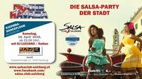 NOCHE HAVANA - 28.04.2018 - die Salsa Party der Stadt -  SALSA CLUB SALZBURG@JazzIt. Musik Club