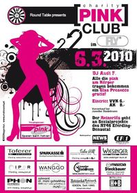 Charity Pink Club@Fly